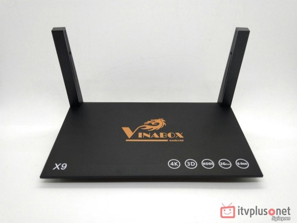 Vinabox X2 PLUS V2, X4, X6, X9, X9 Plus giá tốt - 6