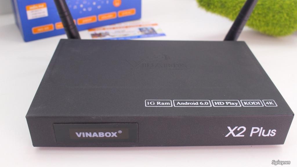 Vinabox X2 PLUS V2, X4, X6, X9, X9 Plus giá tốt