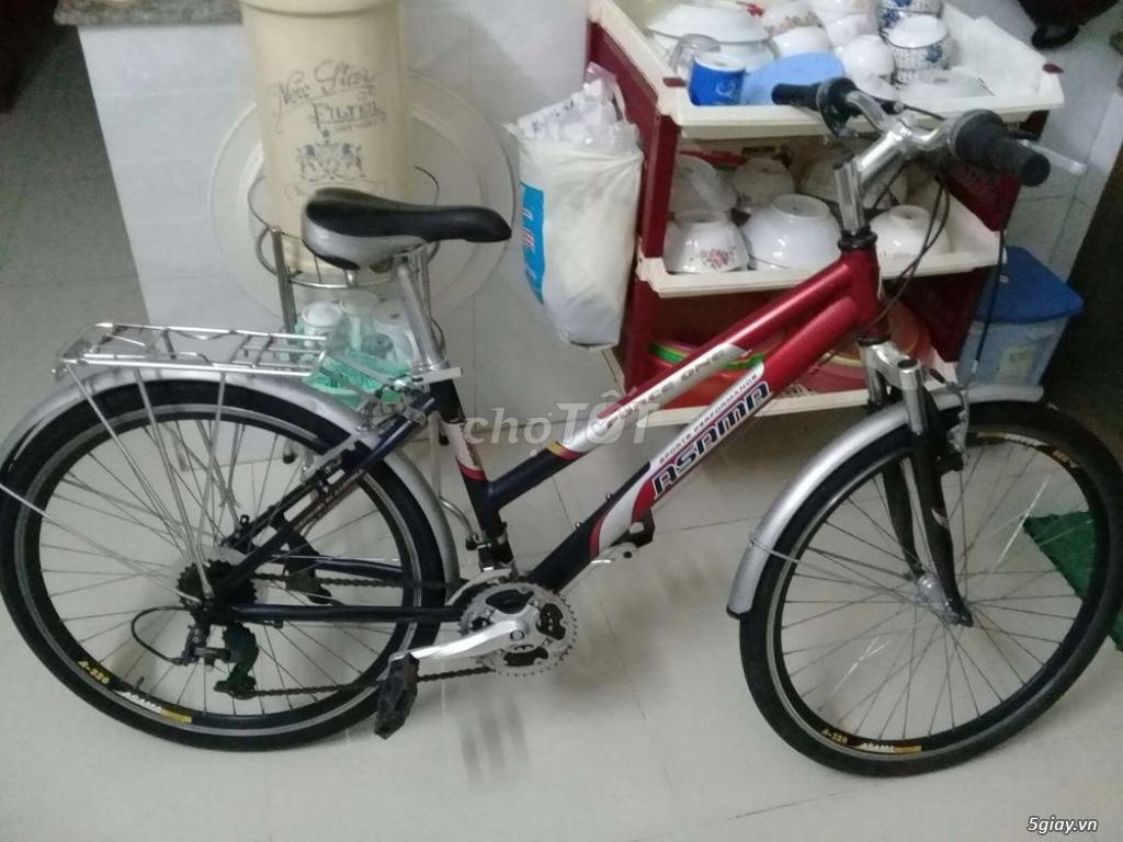 Cần bán 2 xe đạp như hình