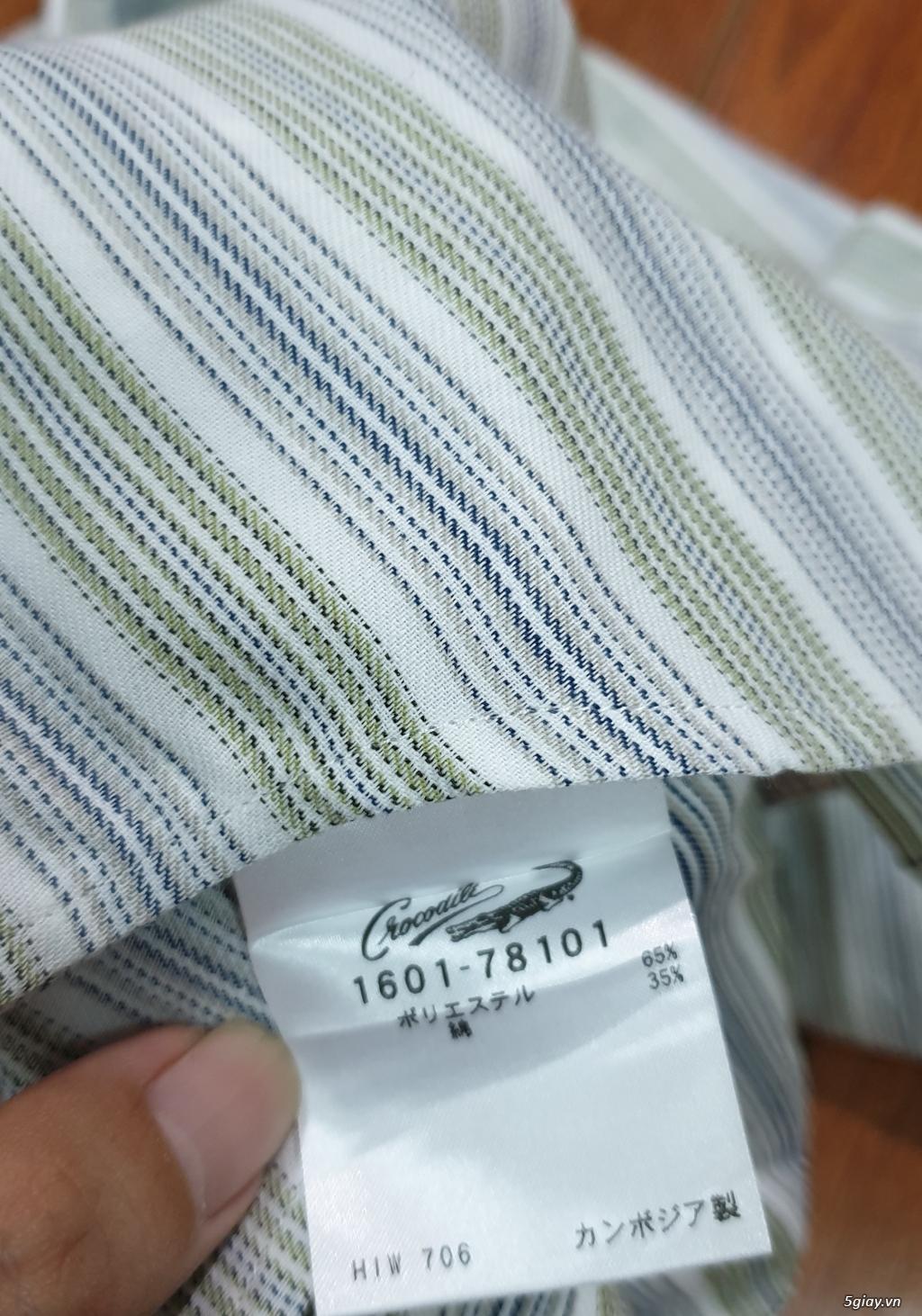 Chuyên quần jean , short , sơmi , áo thun , khoác AUTHENTIC second - 28
