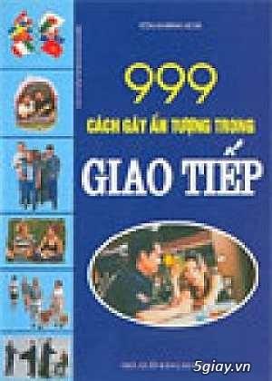Cần mua-sách 999 cách gây ấn tượng trong giao tiếp - 1