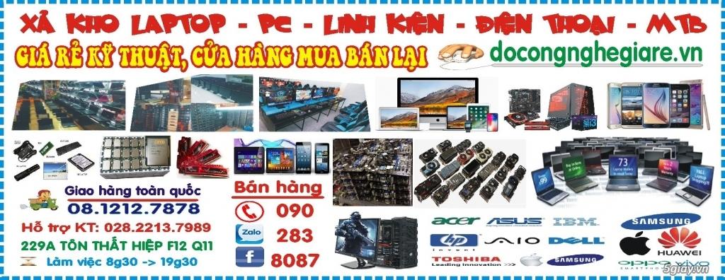 Xả kho PC & Laptop game/văn phòng, Linh Kiện gì cũng có giá rẻ nhất 5s - 1