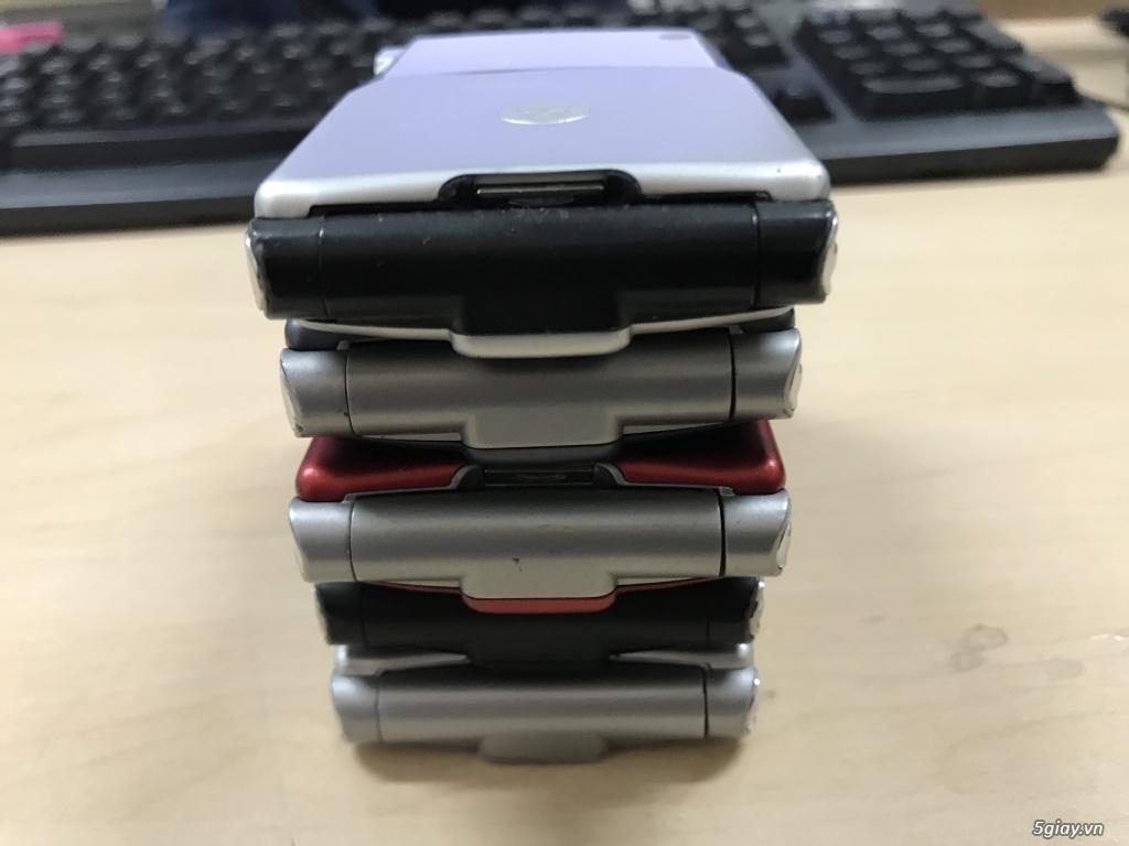 (USA) Điện thoại Motorola V3/V3i mua trực tiếp Mỹ chưa mở mạng