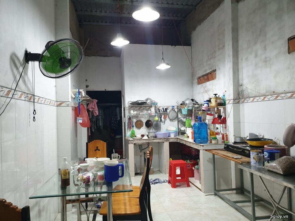 Kẹt tiền bán Nhà Bình Chánh SHR diện tích 4x29,3m giá rẻ - 6