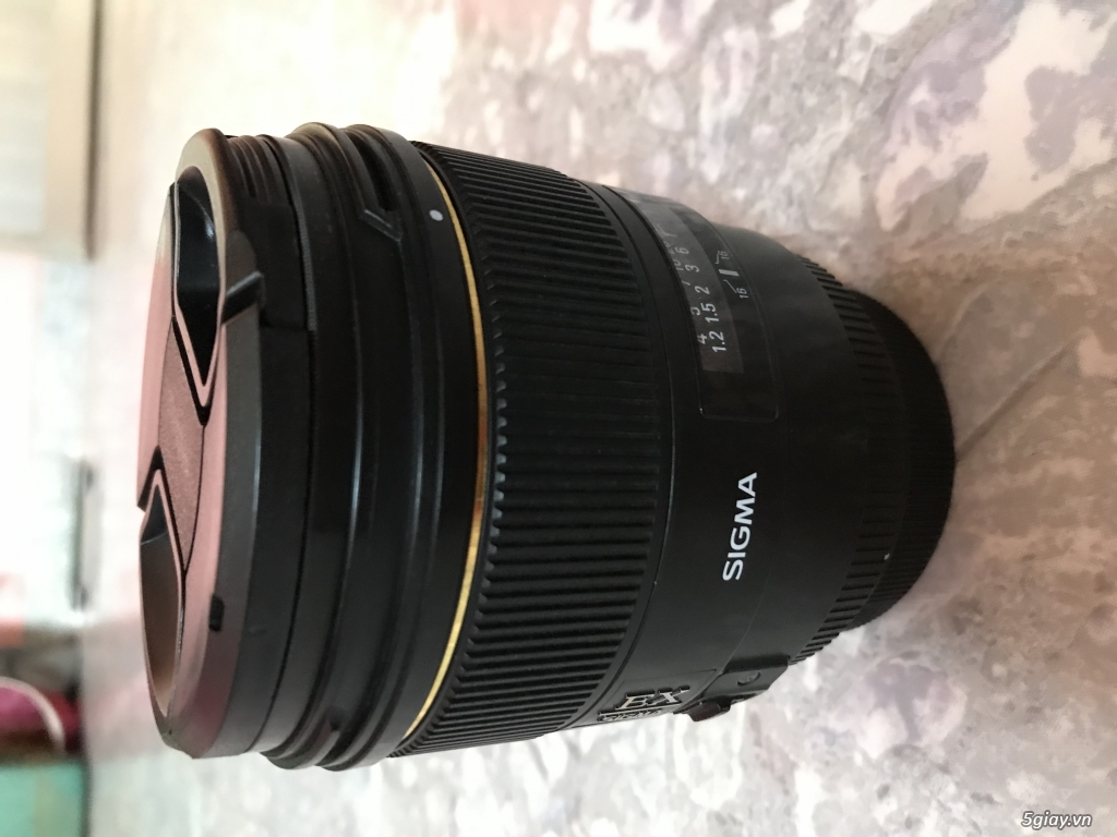 Lens Sigma 85mm DG HSM for Canon