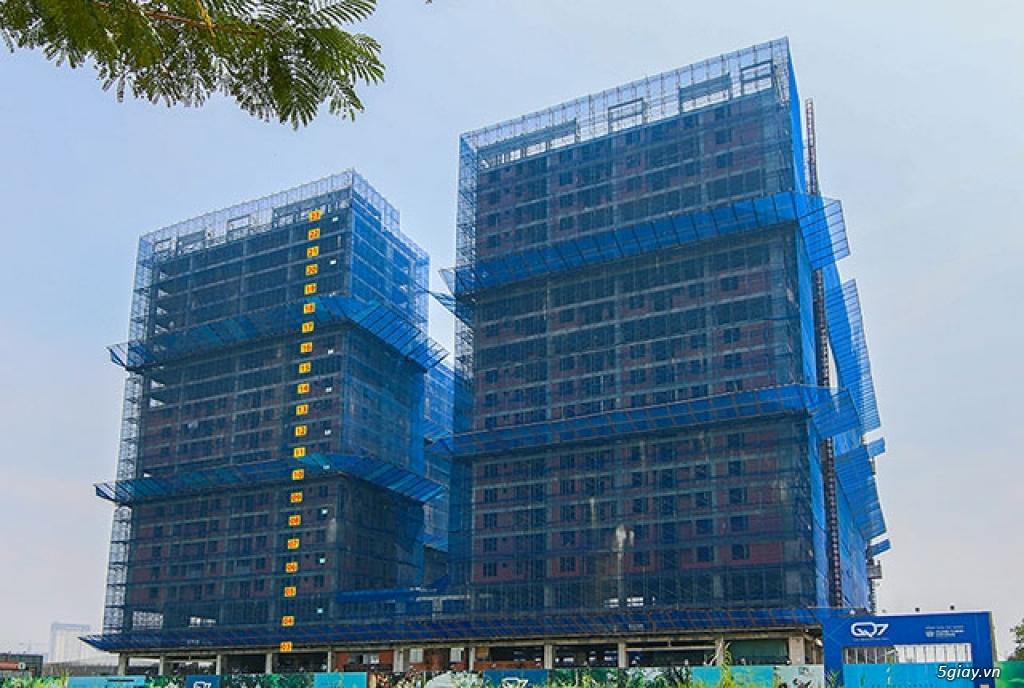 Mở bán 100 căn cuối cùng giá đợt 1 dự án Q7 Boulevard Hưng Thịnh