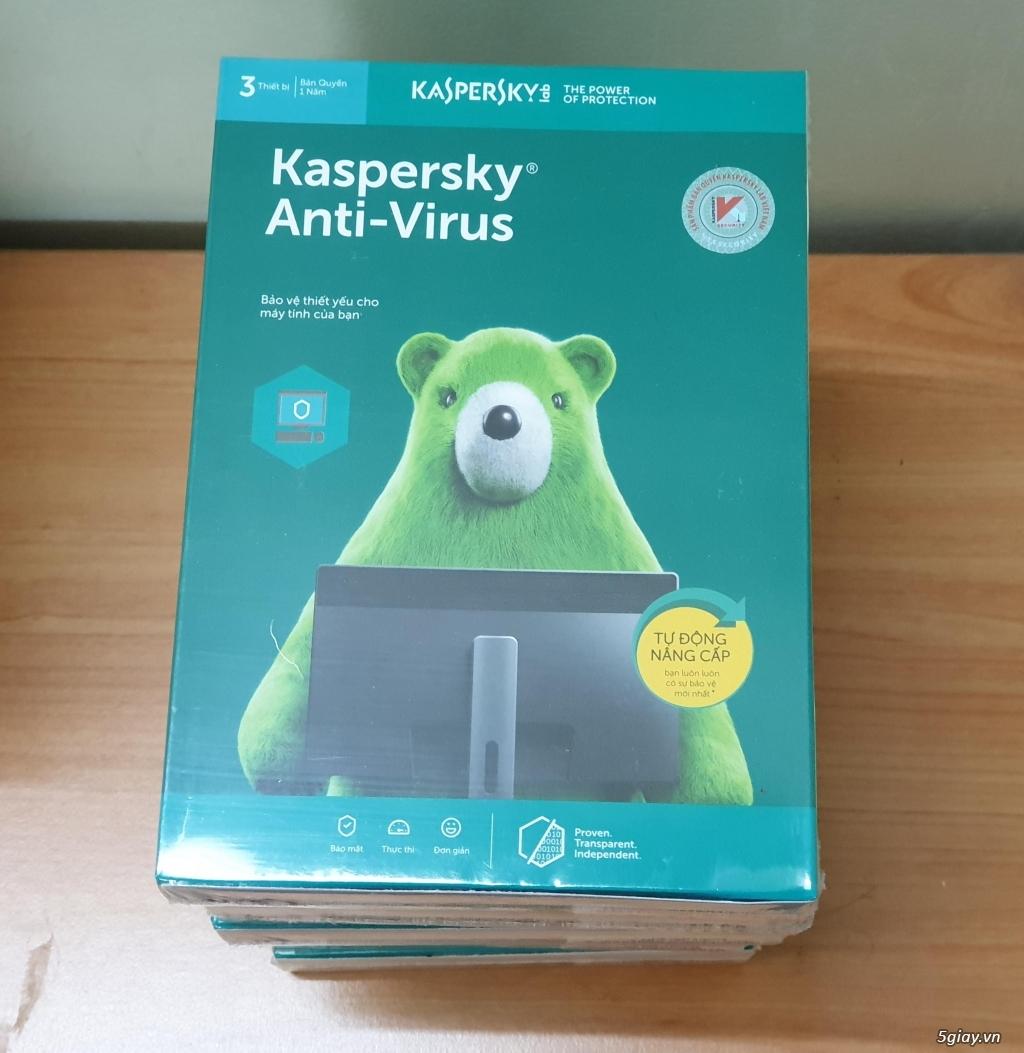 Kaspersky antivirus NTS 3PC - TP.Hồ Chí Minh - Five.vn