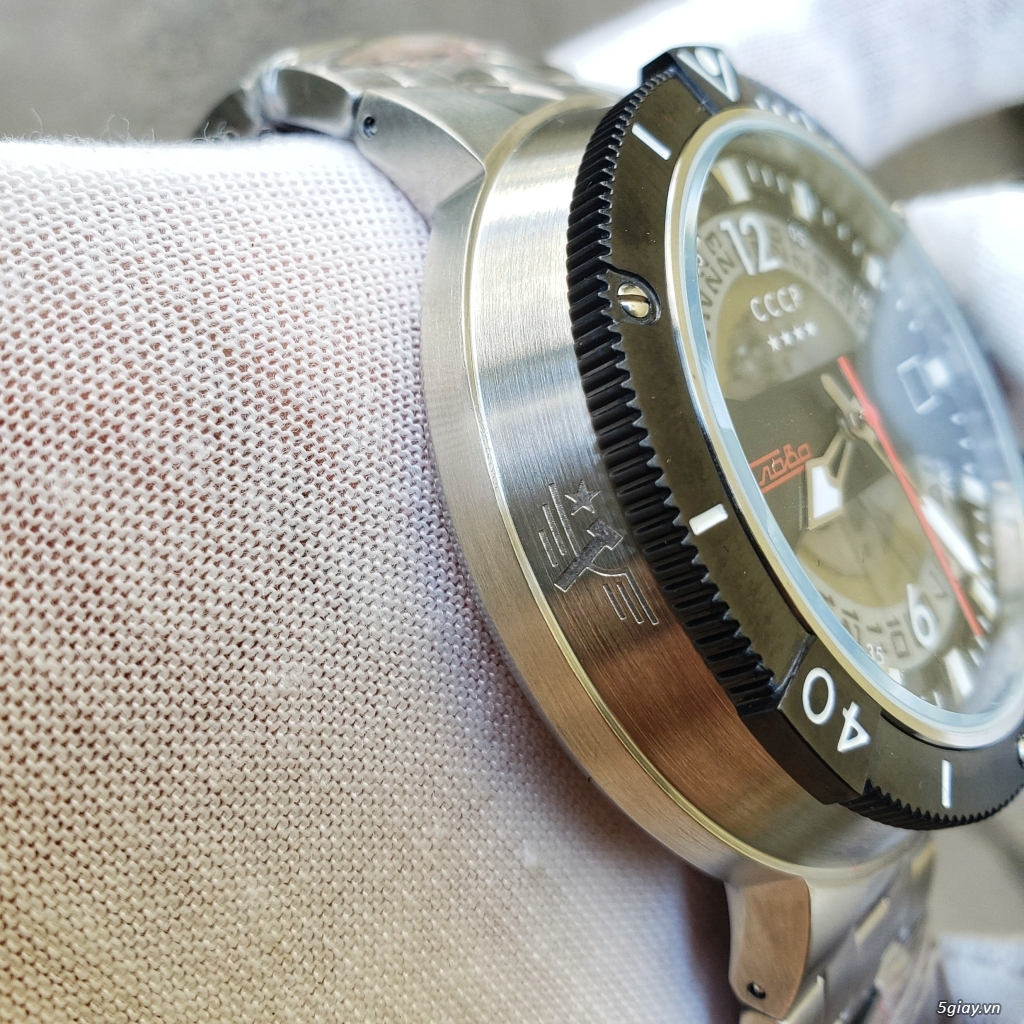 Đồng hồ CCCP máy Slava huyền thoại - 3