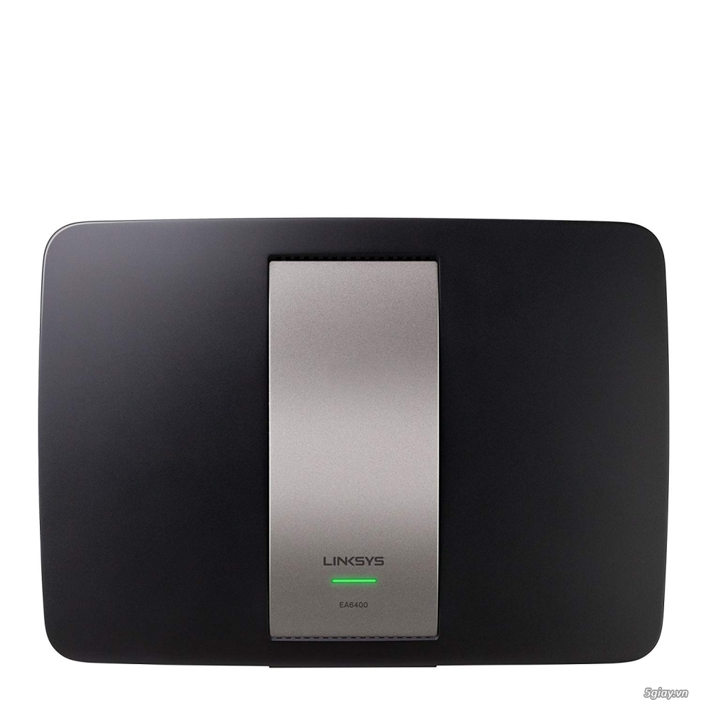Router wifi Linksys EA6400 AC1600 mới 100%.