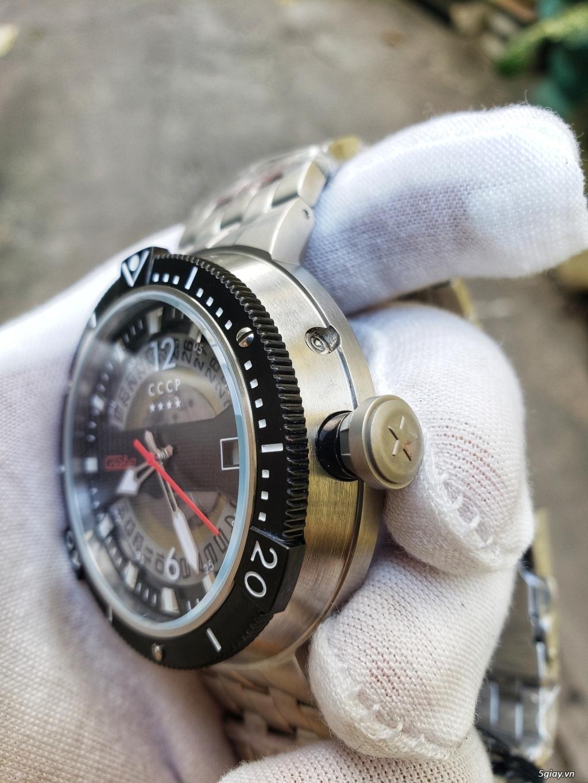 Đồng hồ CCCP máy Slava huyền thoại - 1