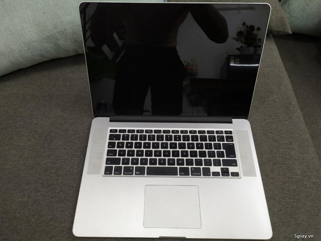 Cần ra đi: MacBook Pro (Rentina, 15-inch, Late 2013) new 97% - 1