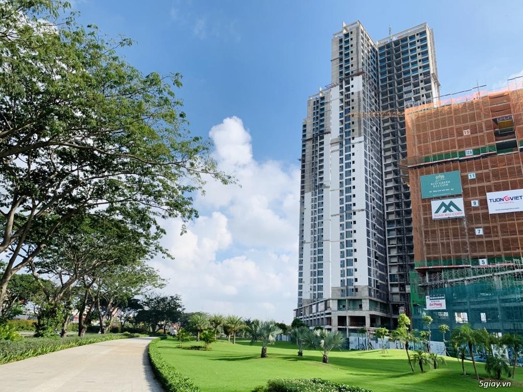 Căn hộ Phú Mỹ Hưng 65m2, view công viên đẹp nhất dự án Eco Green Q7 - 4
