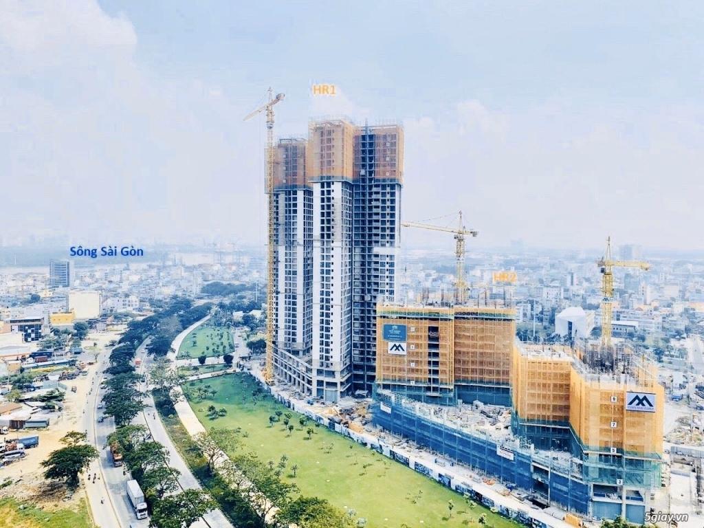 Căn hộ Phú Mỹ Hưng 65m2, view công viên đẹp nhất dự án Eco Green Q7 - 8