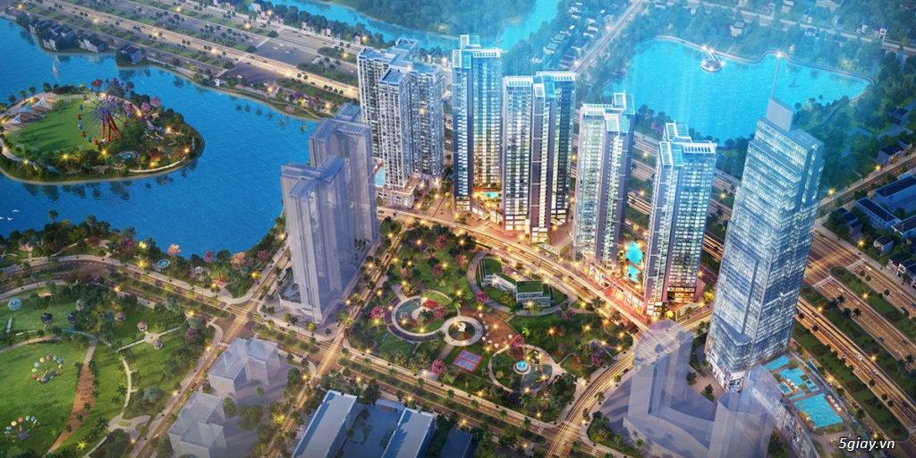 Căn hộ Phú Mỹ Hưng 65m2, view công viên đẹp nhất dự án Eco Green Q7 - 6