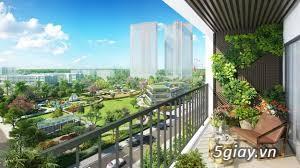 Căn hộ Phú Mỹ Hưng 65m2, view công viên đẹp nhất dự án Eco Green Q7 - 5