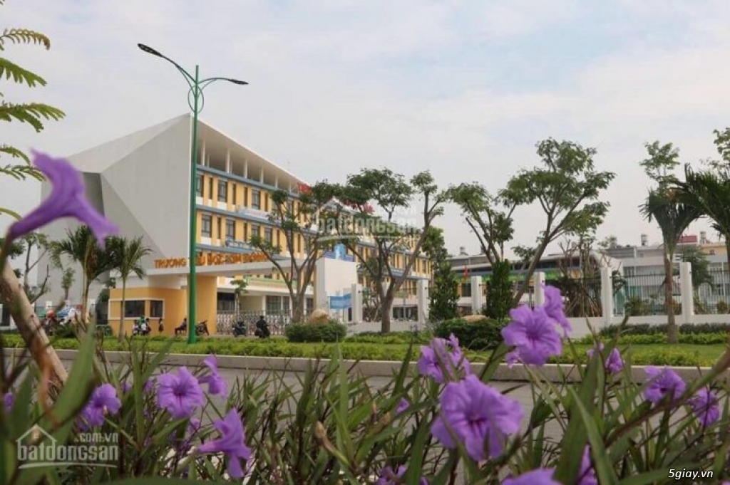Căn hộ Phú Mỹ Hưng 65m2, view công viên đẹp nhất dự án Eco Green Q7 - 3