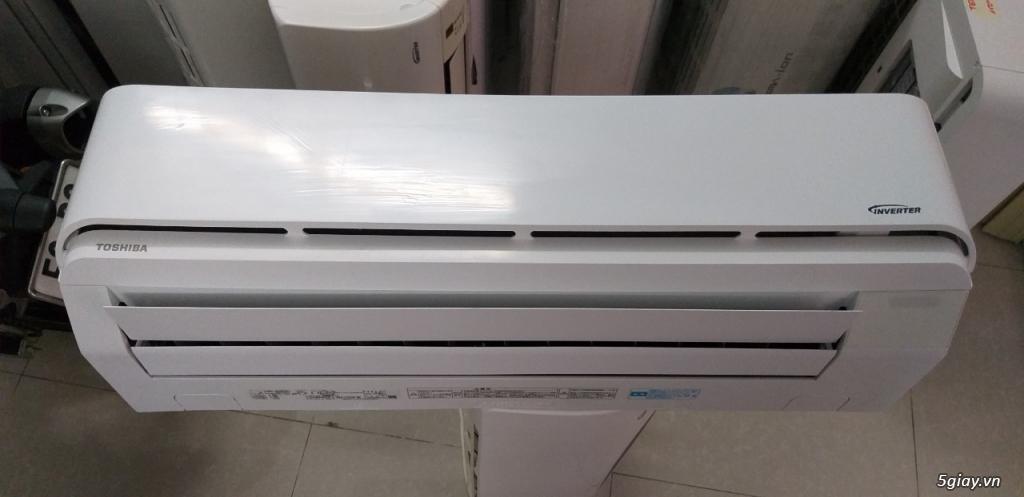 Máy lạnh cũ date 2018 TOSHIBA 1HP INVERTER + PLASMA ION - 1