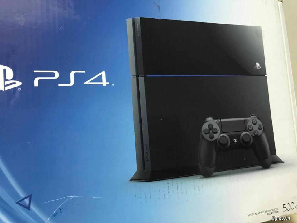 Máy game PS4 - 1