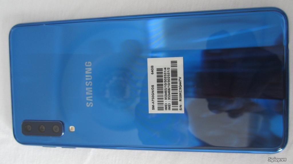 Samsung Galaxy A7 2018 4G 64GB-Fullbox-BH 10Thang - 2