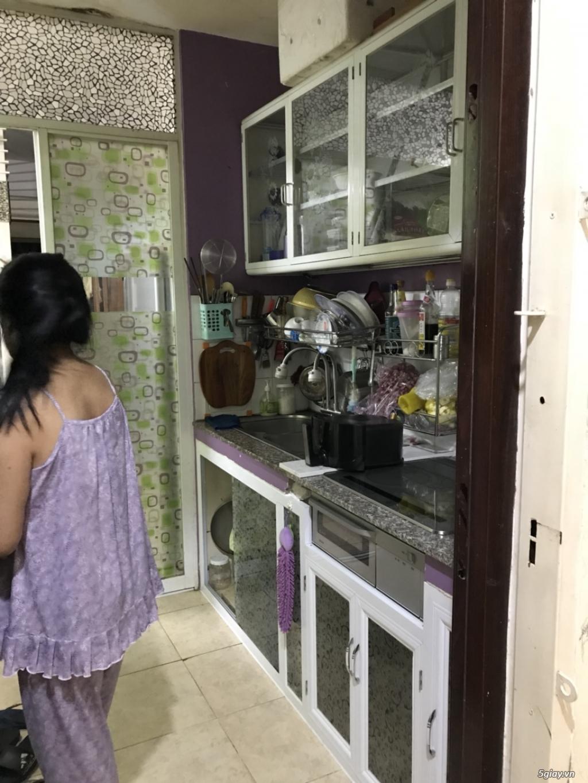 Bán chung cư Tân Mỹ, trung tâm quận 7, có 1 phòng, giá từ 990 triệu - 2