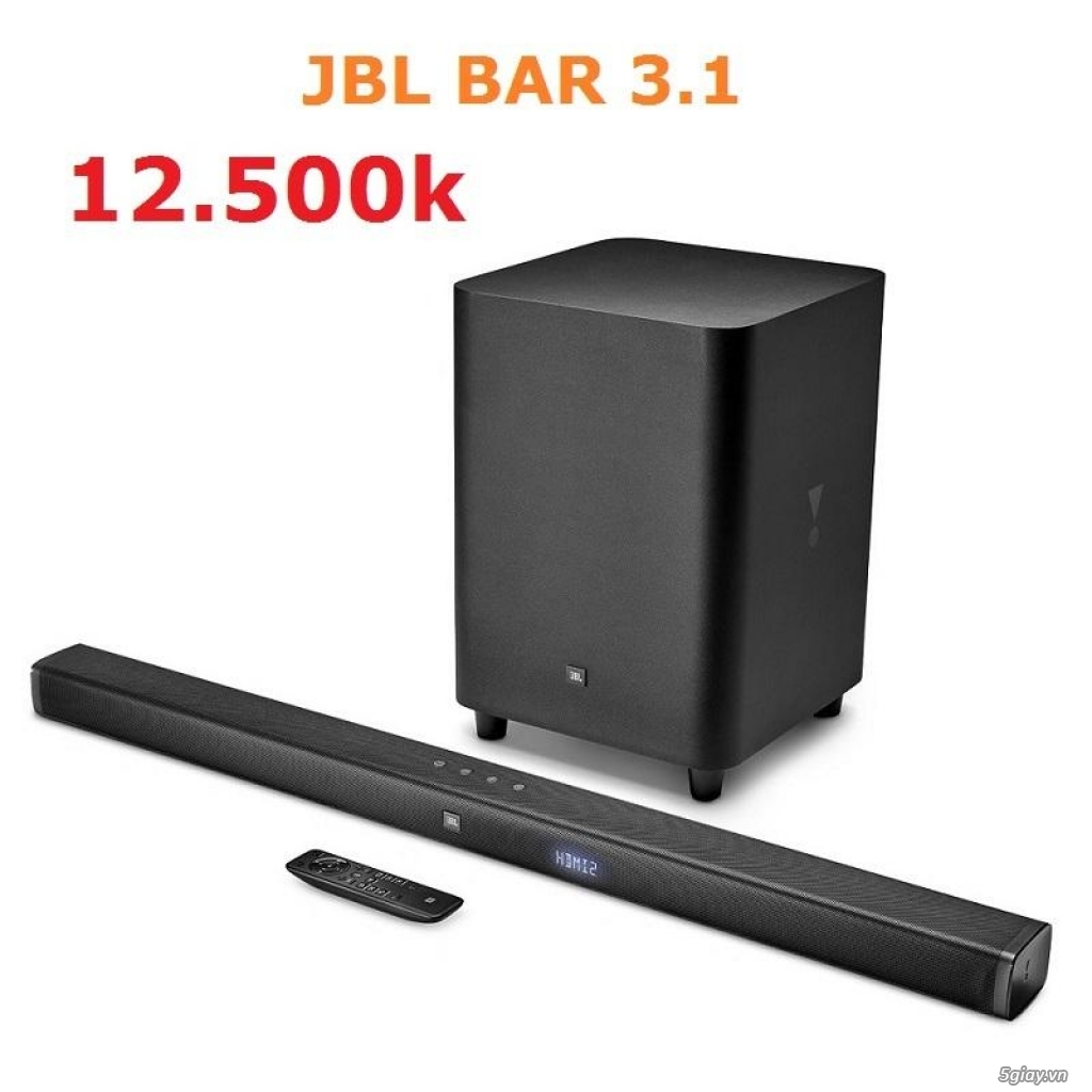 -Loa SoundBar Bluetooth dành cho TV, Máy Tính Hot nhất năm 2019 - 4