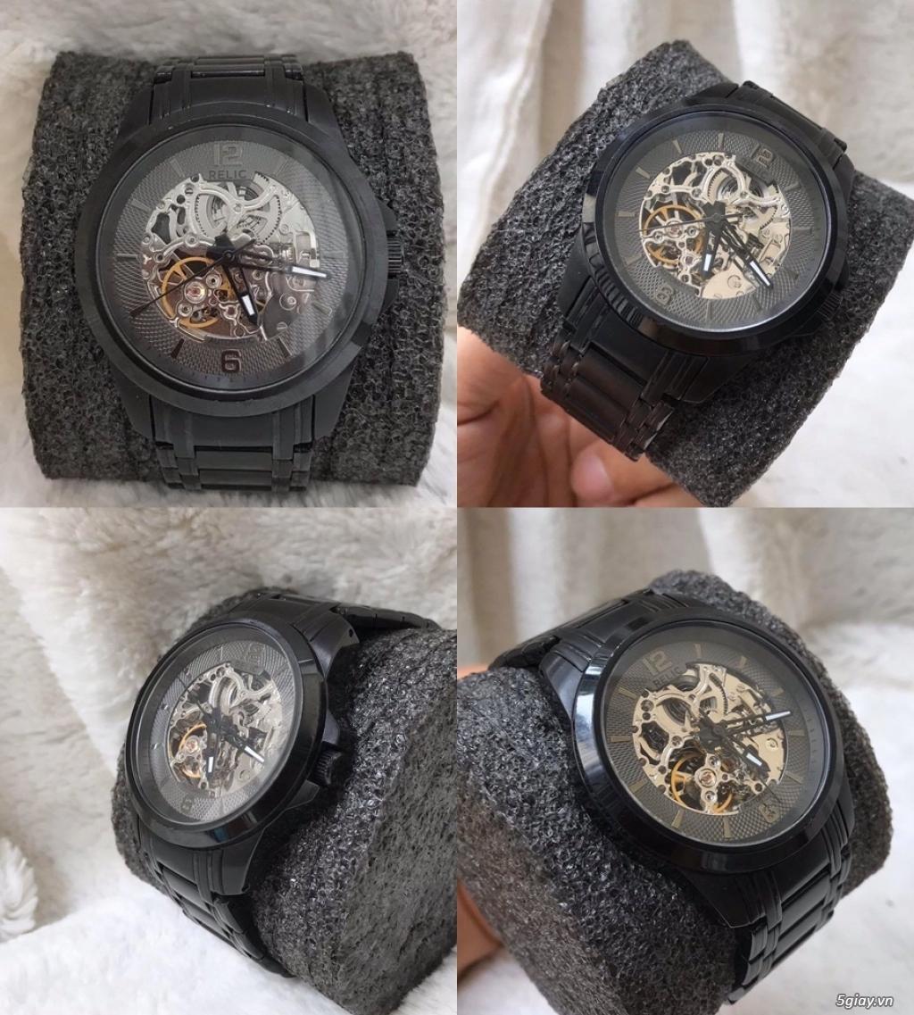 Kho đồng hồ xách tay chính hãng secondhand update liên tục - 23