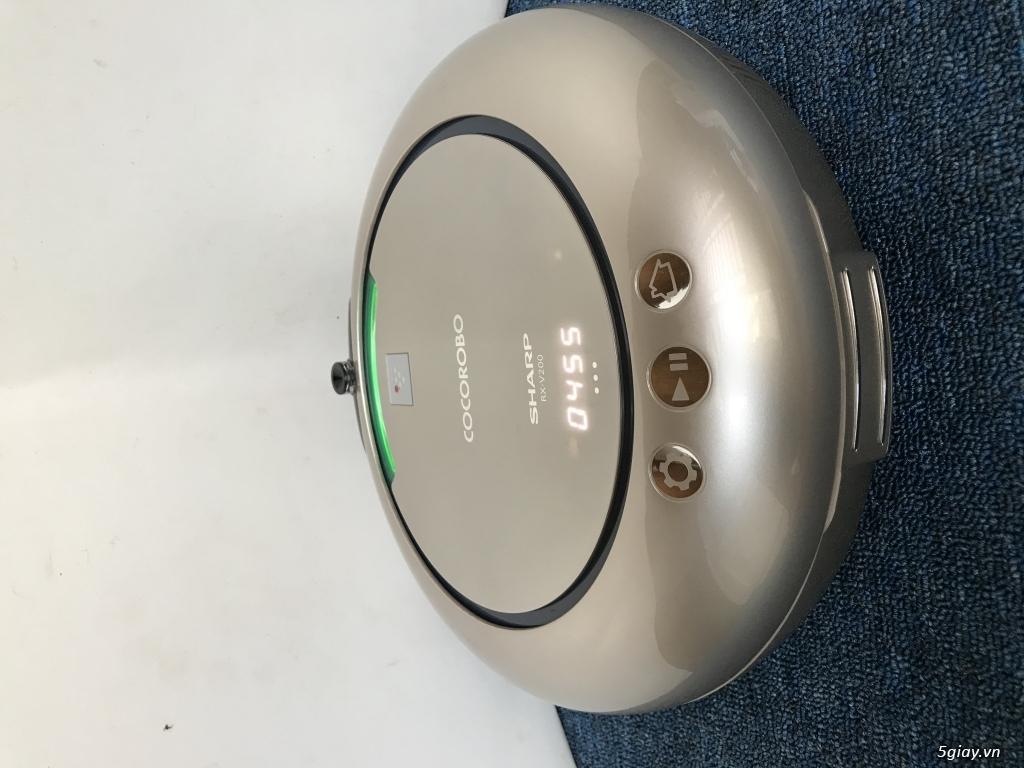 Robot hút bụi Sharp COCOROBO RX-V200 - 7