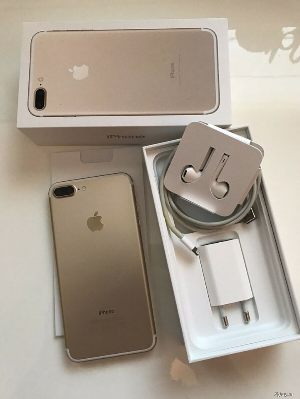 iPhone 7 Plus 128G Gold Full box - 1