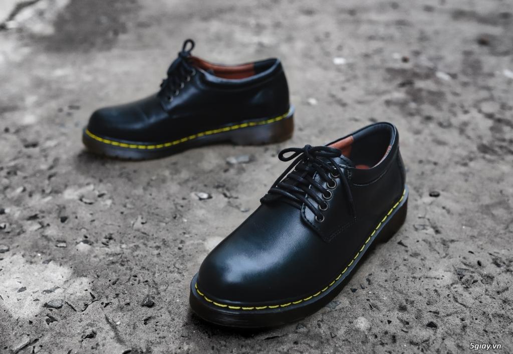 [ zadep.com ] Giày da nam 8053 cổ thấp nhập khẩu thailand - 9