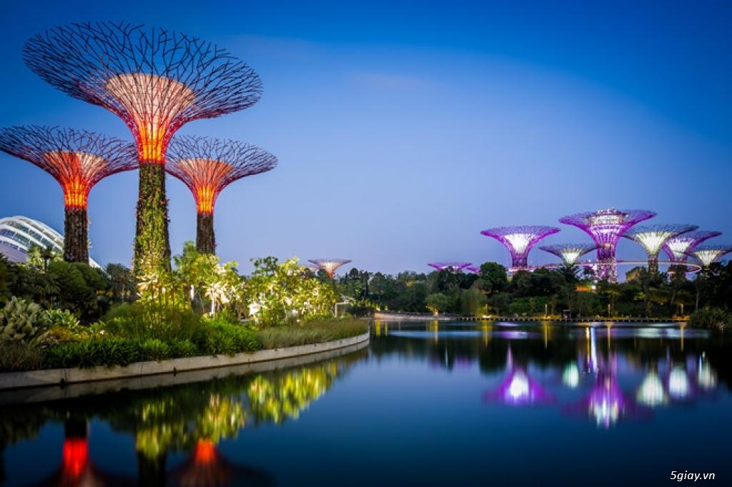 Tour Malaysia-Singapore 5D4N giá chỉ 9.990.000 vnđ