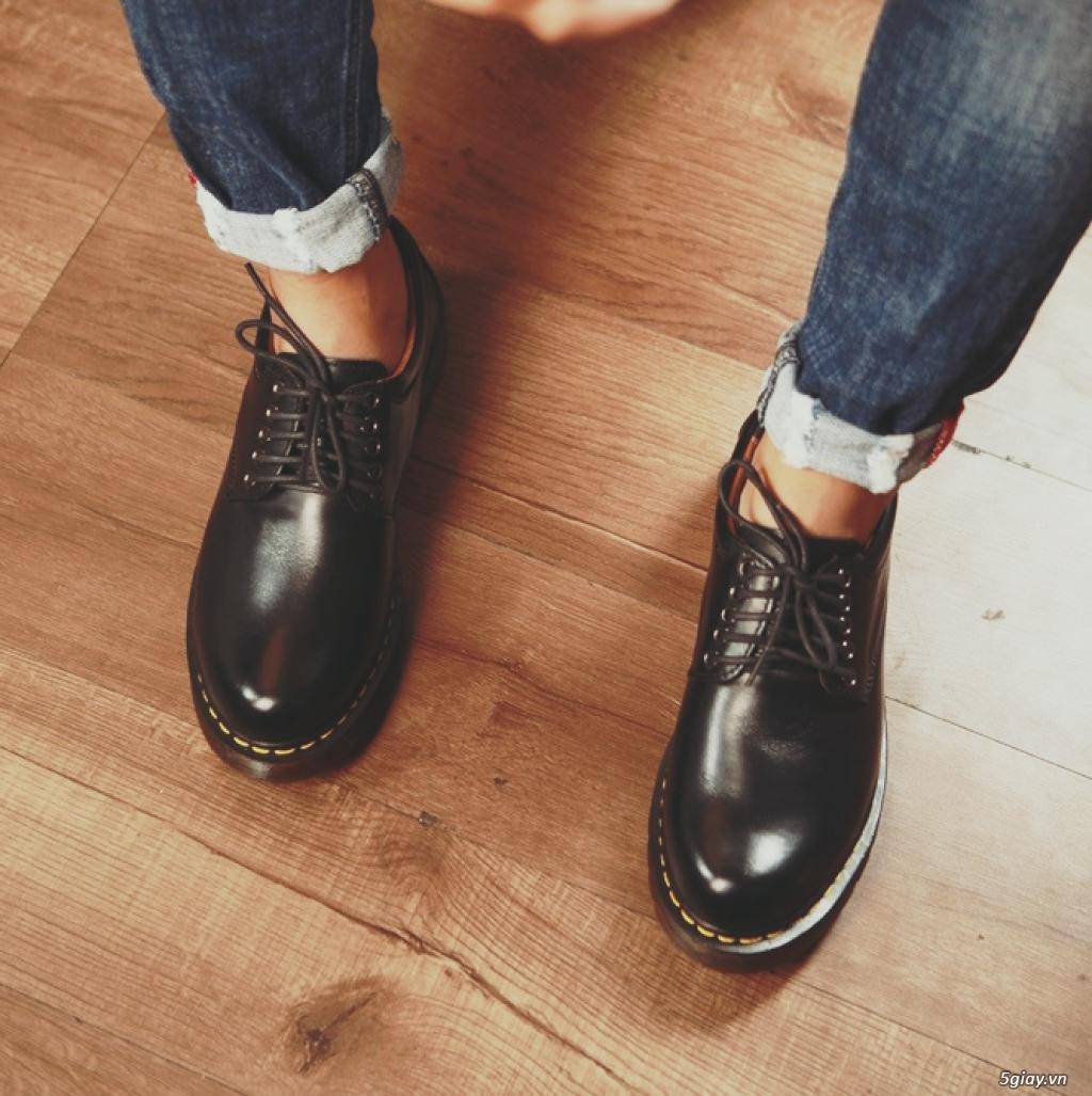 [ zadep.com ] Giày da nam 8053 cổ thấp nhập khẩu thailand - 1