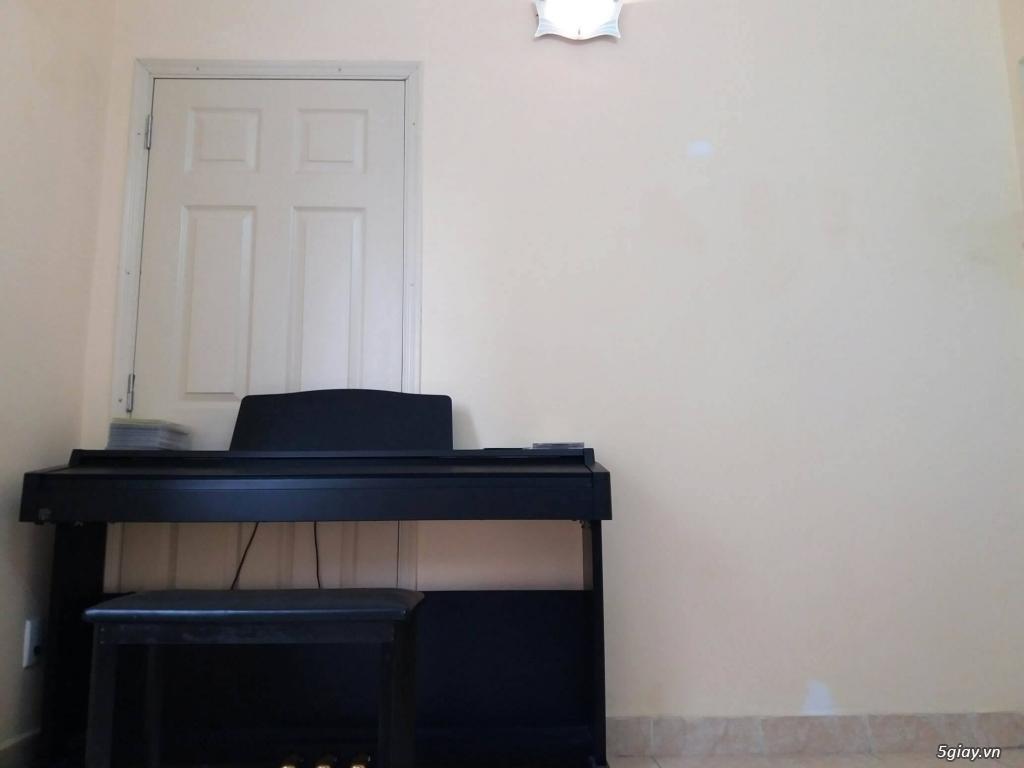 Cho thuê phòng tập Piano, Guitar... hợp tác giáo viên muốn mở lớp nhạc