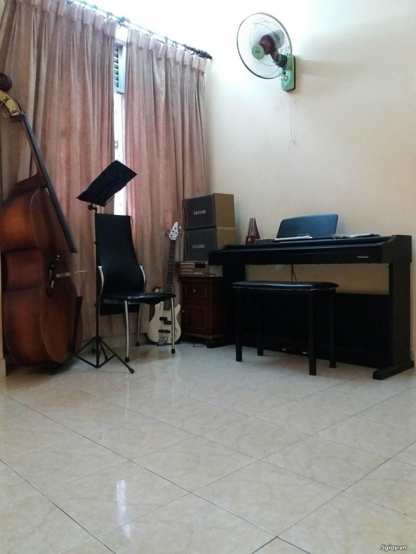 Cho thuê phòng tập Piano, Guitar... hợp tác giáo viên muốn mở lớp nhạc - 1