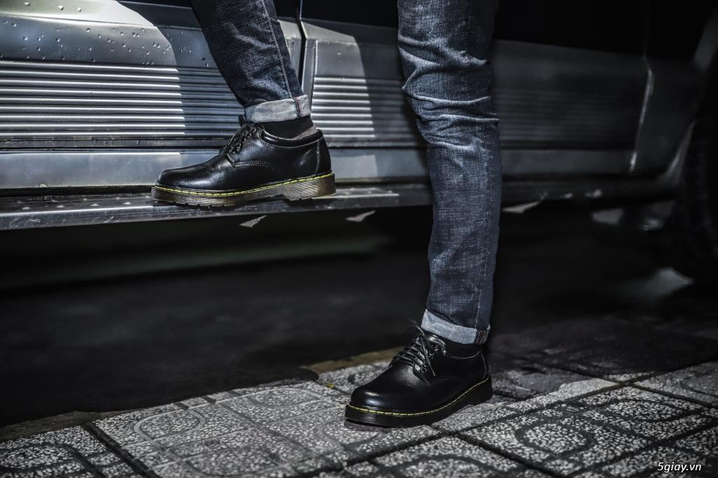 [ zadep.com ] Giày da nam 8053 cổ thấp nhập khẩu thailand - 2