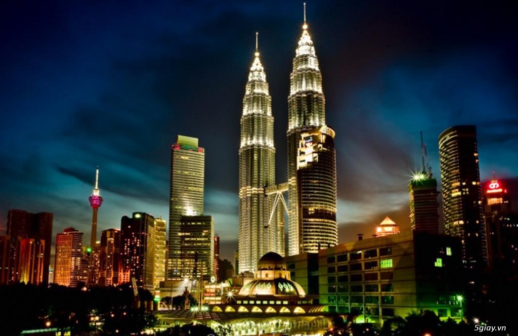 Tour Malaysia-Singapore 5D4N giá chỉ 9.990.000 vnđ - 1