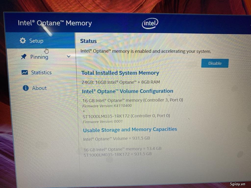 Asus X509FJ i5 8265 Ram 8G+16GB HDD 1Tb MX230 15.6FHD IPS - 7