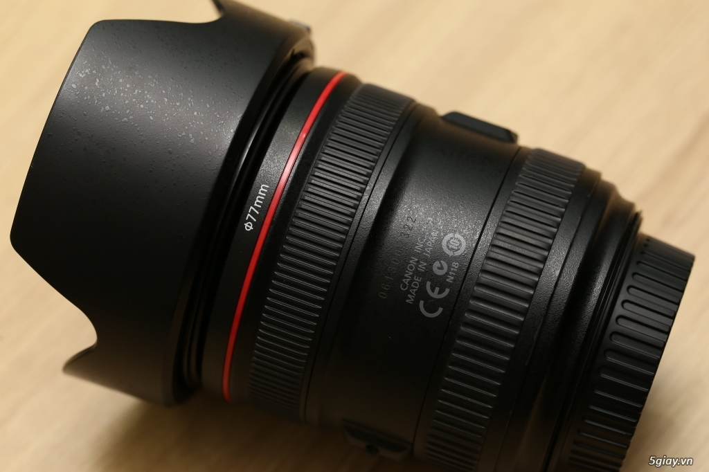 #ThienLongCamera Canon EF 24-70mm f/4L IS USM - 4