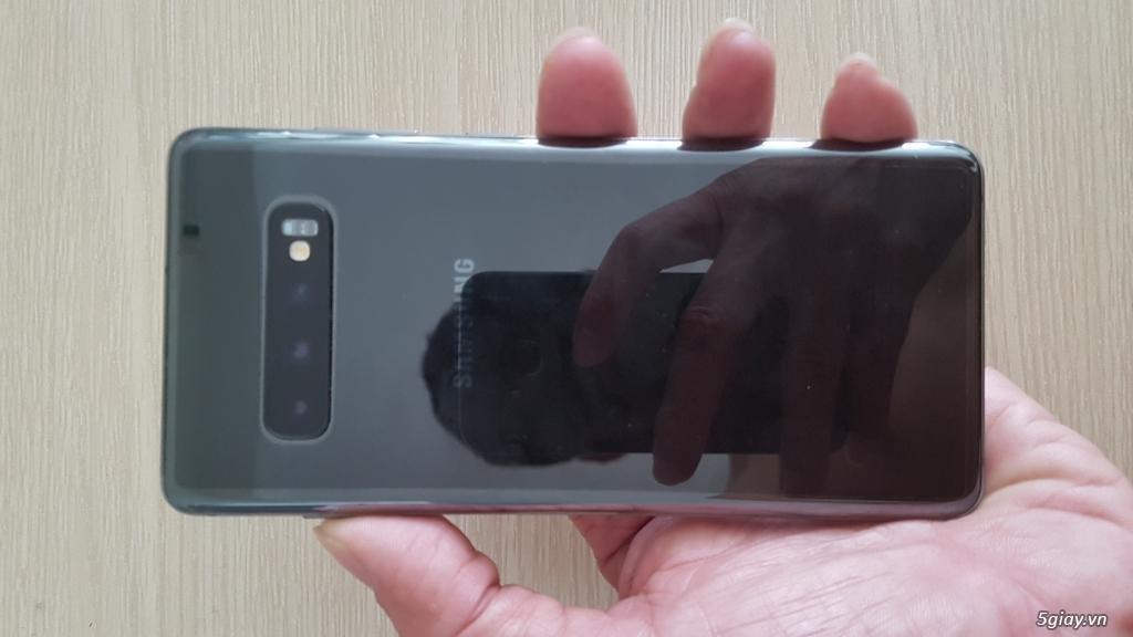 Bán ss s10 plus đen ceramic cấu hình khủng 12gb/1TB bh t4/2020