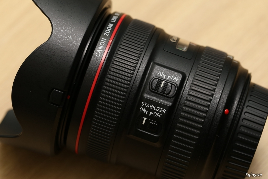 #ThienLongCamera Canon EF 24-70mm f/4L IS USM