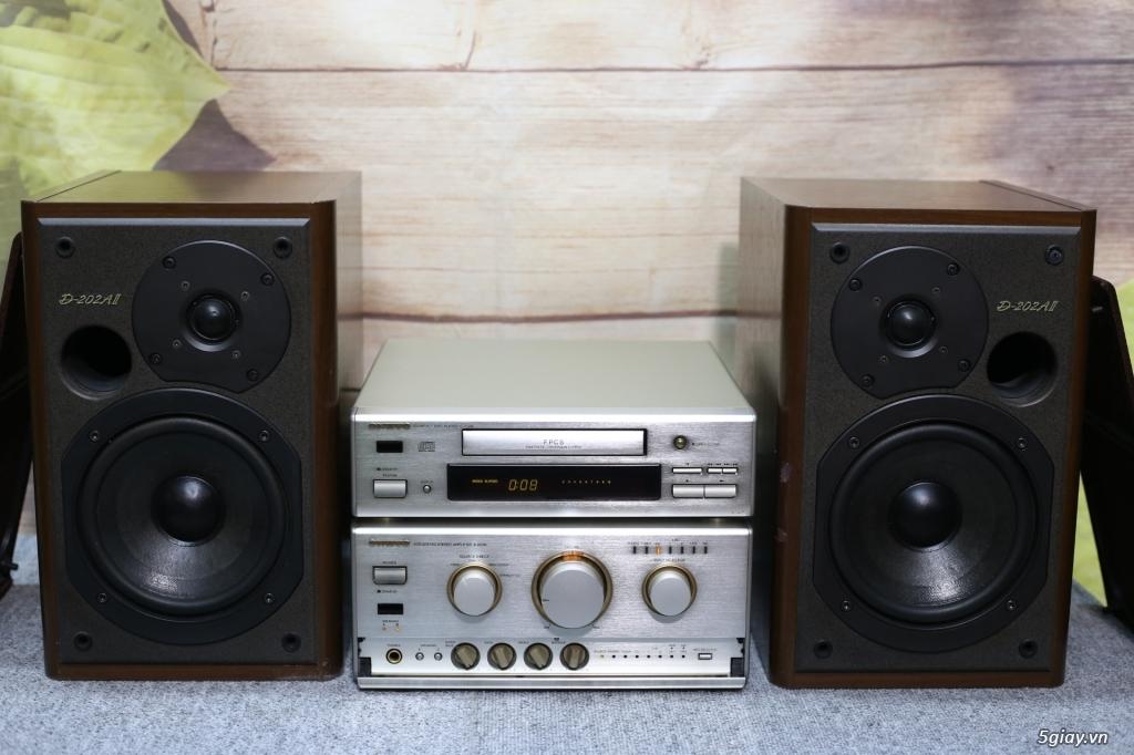 Đầu máy nghe nhạc MINI Nhật đủ các hiệu: Denon, Onkyo, Pioneer, Sony, Sansui, Kenwood