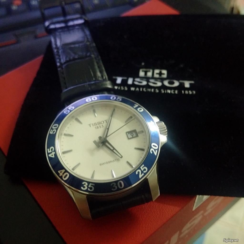 Bán đồng hồ Tissot V8 T1064071603100