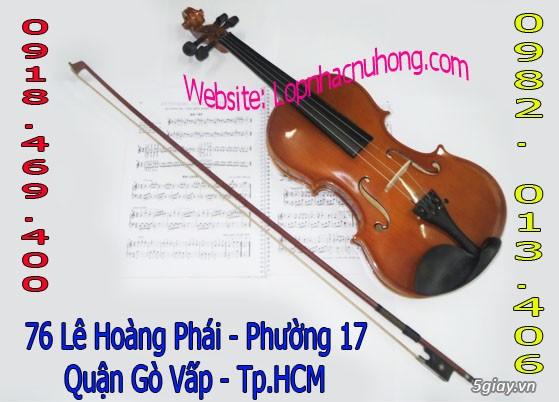Cửa hàng bán đàn violin cao cấp giá ưu đãi toàn quốc - 1
