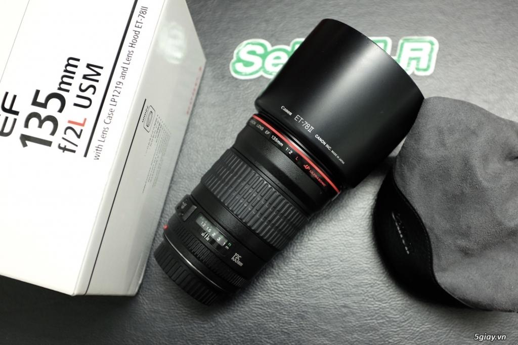 Canon 5D4 / 6D / 70D / 700D / 35F1.4 L ii / 135L / 70-200 / 35 Art - 40