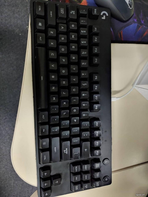 Logitech G Pro 900k đã fix - 2