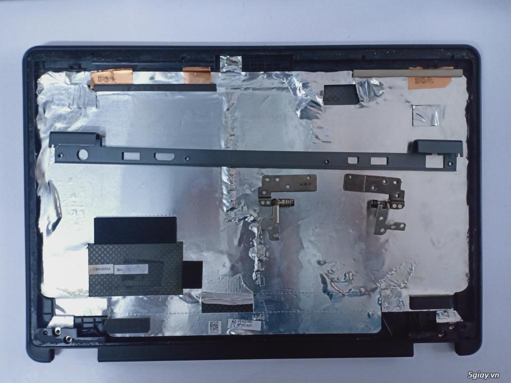 Mặt A, B, bộ bản lề, nắp che bản lề E7440 màn Touch