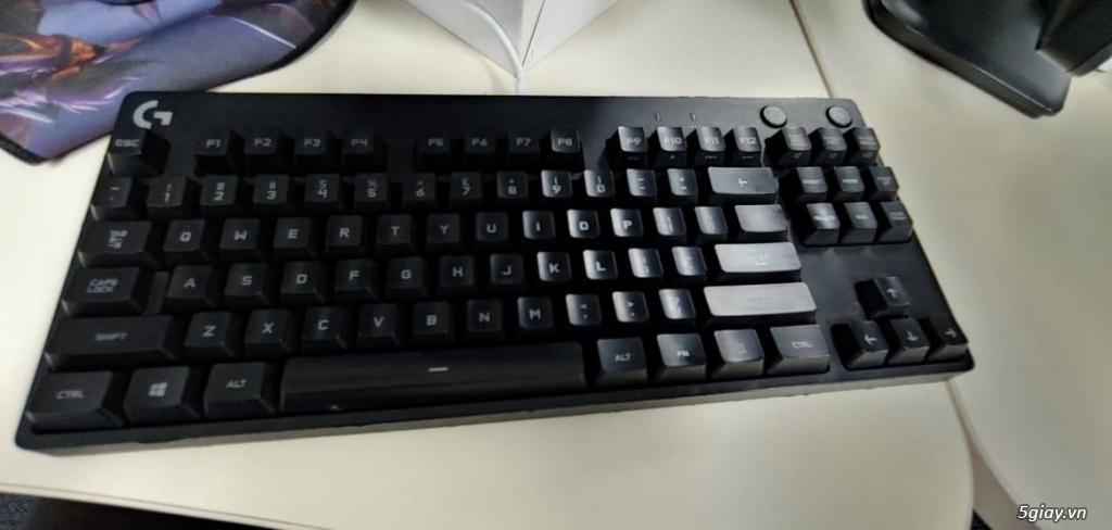 Logitech G Pro 900k đã fix