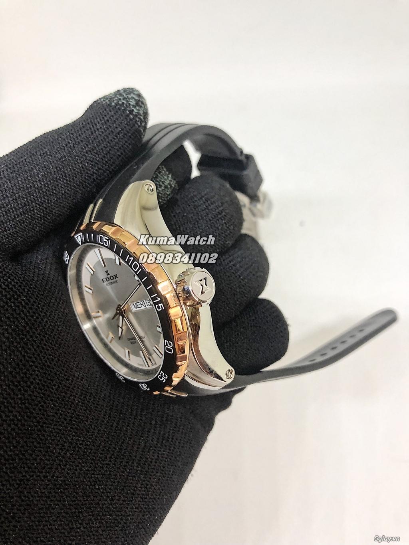 [KumaWatch] Edox Grand Ocean, Tissot Diamond- Swiss Made Automatic - 12