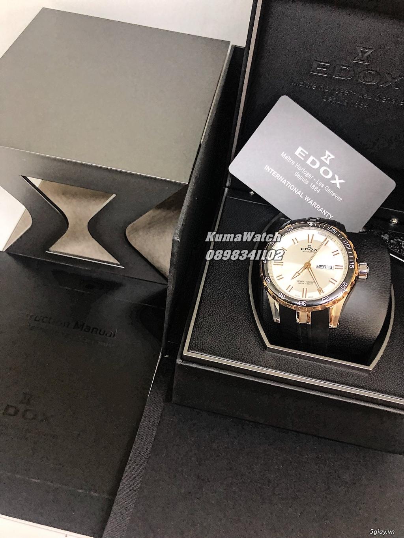 [KumaWatch] Edox Grand Ocean, Tissot Diamond- Swiss Made Automatic - 13