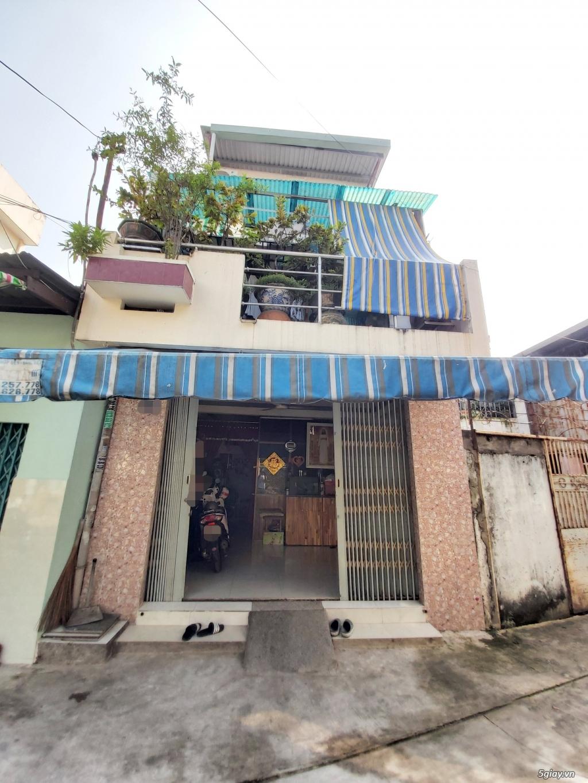 Bán nhà hẻm Lê Quang Sung Quận 6