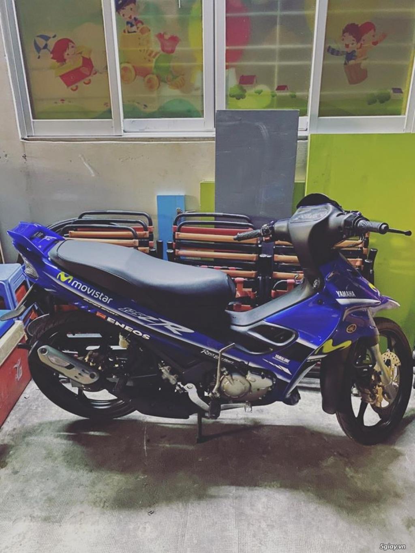cần bán YAZ 125... Xe Thanh Lý Công An. chính chủ BSTP - 3